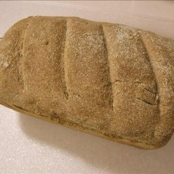 The Whole Earth Cracked Wheat Bread recipe