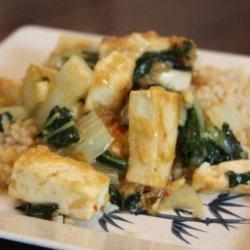 Sweet Chili-Glazed Tofu With Bok Choy - America's Test Kitchen recipe