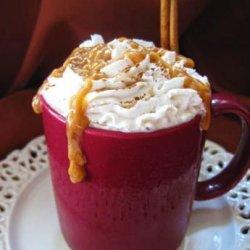 Cinnamon Caramel Coffee recipe