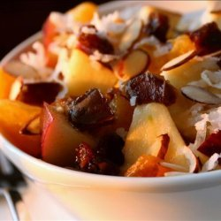 Persian Fruit Salad recipe