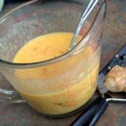 Spicy Ginger / Orange Chicken recipe