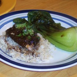 Steamed Fish With Black Bean Sauce recipe