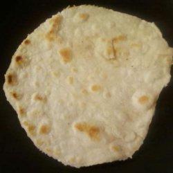 Made 'em Myself Tortillas recipe