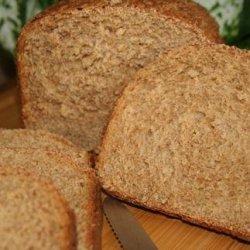 Oat Wheat Bread recipe