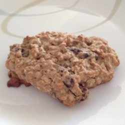 Oatmeal Raisin Applesauce Cookies recipe
