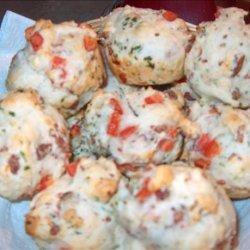 BLT Muffins recipe