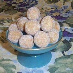 Margarita Balls recipe