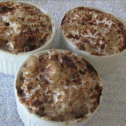 Old Fashioned Rice Pudding recipe