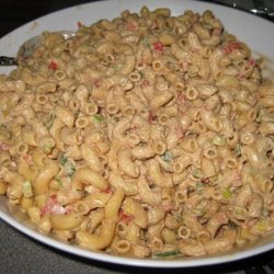 BBQ Macaroni Salad recipe