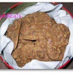 Pecan Praline Candy recipe