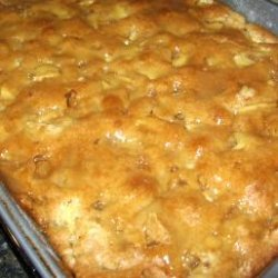 Cake Mix Apple Pie Cake recipe