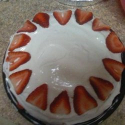Cool Whip Cream Frosting recipe