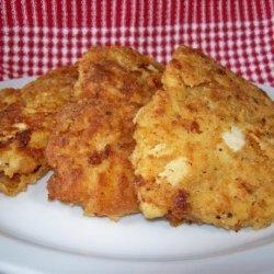 Kittencal's Garlic Fried Chicken Breast recipe