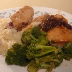 Lore's Pan Roasted Chicken Breast recipe