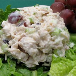 Bev's Delicious Chicken Salad recipe