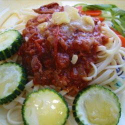 Tuna Sauce for Pasta recipe