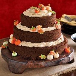Fall Pumpkin Cake recipe