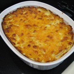 Sweet Onion Corn Casserole recipe