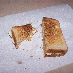 Peanut Butter and Banana Sandwich recipe