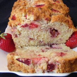 Strawberry Cream Cheese Bread recipe