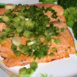 Lime Salmon Fillets recipe