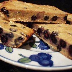 Homemade Blueberry Protein Bars recipe