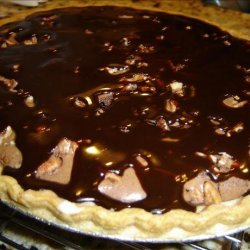 Cream Cheese Fudge Brownie Pie recipe