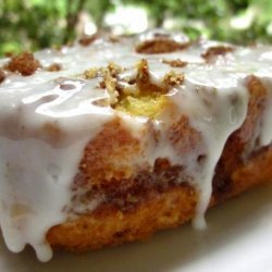Quick Cinnamon Roll Cake recipe