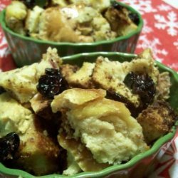 Bread Pudding for 2 recipe