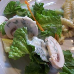 Marra's Light Citrus Buttermilk Salad Dressing recipe