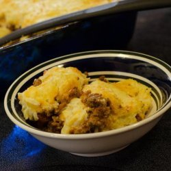 Ground Beef and Pasta Casserole With a Twist recipe