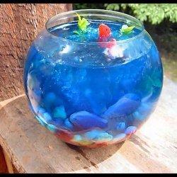 Fish Bowl Jello! recipe