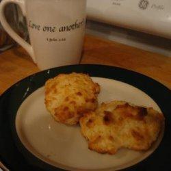 Reduced Fat Cheese Garlic Biscuits recipe