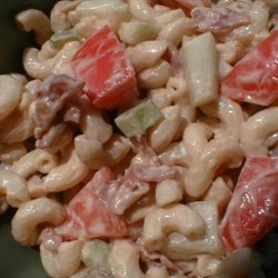 Bacon & Tomato Macaroni Salad recipe