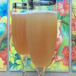 Chambord Brunch Cocktail recipe