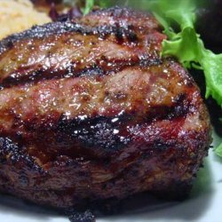 Beef Tenderloin Steaks With Creole Spice Rub recipe