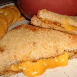 Kimke's grilled cheese recipe