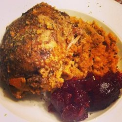 Slow Cooker Turkey and Stuffing recipe