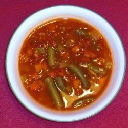 Ww Garden Vegetable Soup recipe
