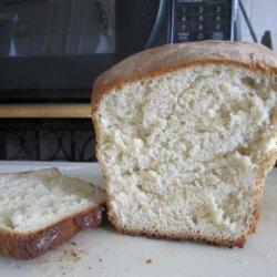 Potato Bread (using instant potato and dry milk) recipe