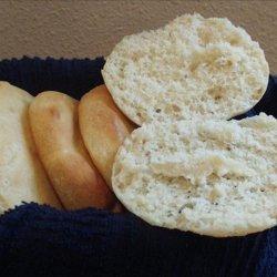 Bread Machine Hamburger Buns recipe