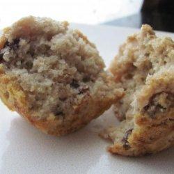 Sourdough Oatmeal Raisin Muffins recipe
