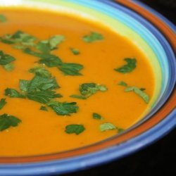 Indian Style Pumpkin Soup recipe