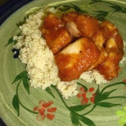 Sweet Curry Chicken recipe