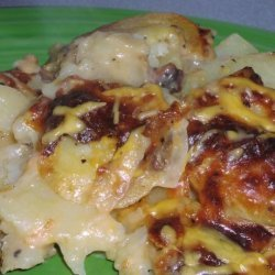 Ww Au Gratin Potatoes recipe