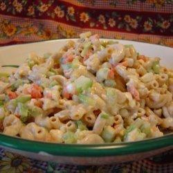 Fresh 'n' Tasty Macaroni Salad recipe