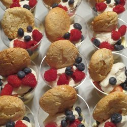 Zabaglione With Fresh Berries recipe