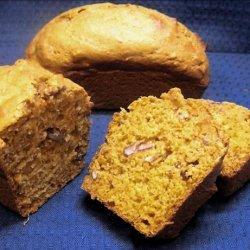 Sweet Potato Pecan Bread recipe