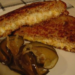 Grilled Cheese Deluxe recipe