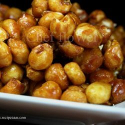 Caramel Corn  Puffs  recipe